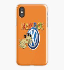 VW Wacky Races Muttley iPhone Case/Skin