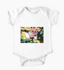 Abstract landscape (Westerwald) 07 by Tuticki  Kids Clothes
