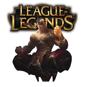 League of Legends: Lee Sin T-Shirt by Varus