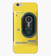 Sony Sports Walkman iPhone Case