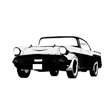 1957 Sport Coupe by Boxzero