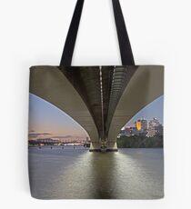 Under the Bridge. Tote Bag