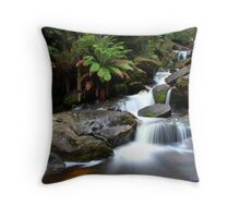 Keppel Falls Throw Pillow