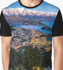 Queenstown Glow Graphic T-Shirt