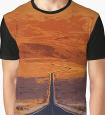 California - Death Valley  Graphic T-Shirt