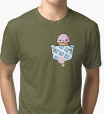 Pocket full of ice cream Tri-blend T-Shirt