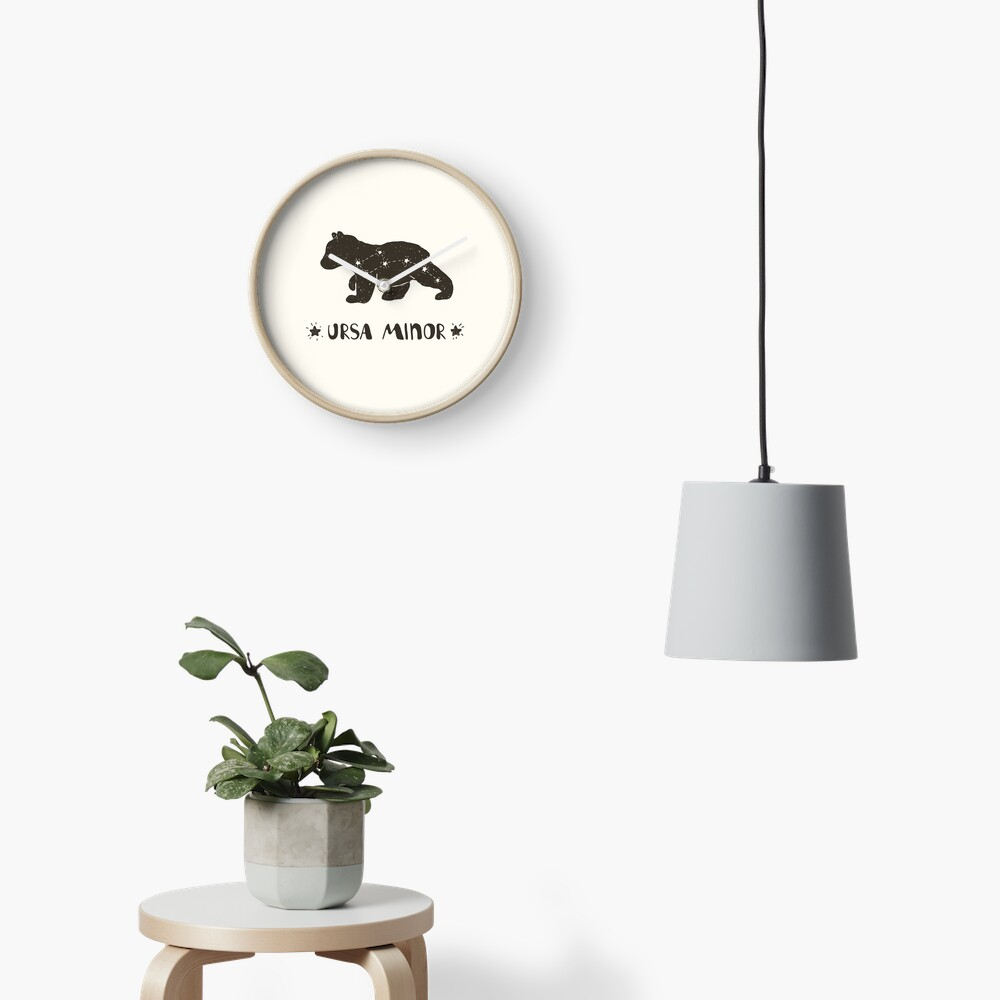 Ursa minor Clock