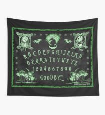 The Nightmare Before Ouija Wall Tapestry