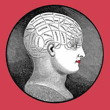 Phrenology Girl by simpsonvisuals