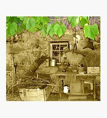 Rustic decor Photographic Print