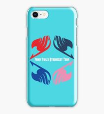 Fairy Tail's Strongest Team iPhone Case/Skin