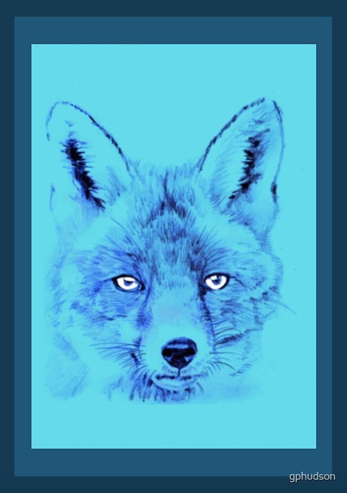 Fox blue variant by gphudson