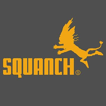 SQUANCH by Donot