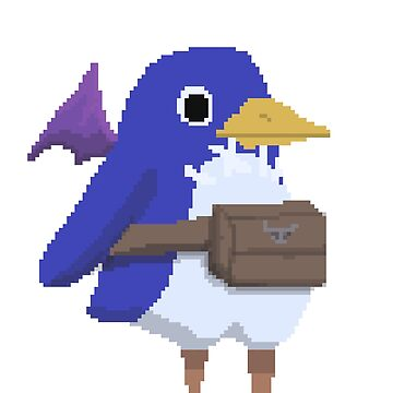 Pixel Prinny by systemprimary