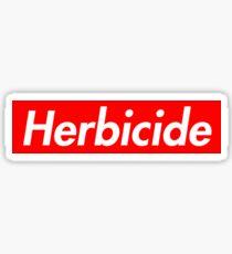 Herbicide Sticker