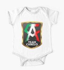 Badge - Team Canelo Kids Clothes