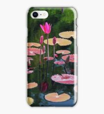 Watercolor Reality iPhone Case/Skin