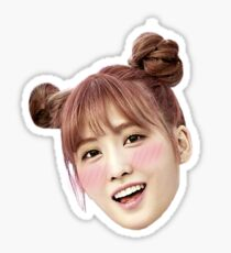 Momo TT twice Sticker