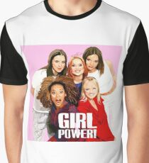 Spice Girls 'GIRL POWER!' Graphic T-Shirt