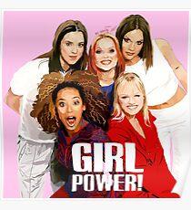 Spice Girls 'GIRL POWER!' Poster
