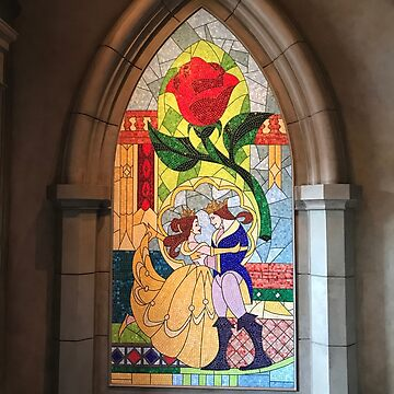 beauty and the beast by elmartanna