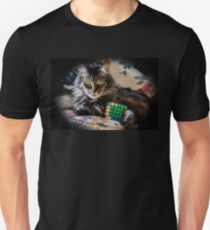 Cat Cube Unisex T-Shirt