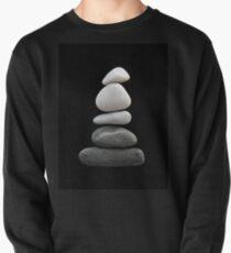 balance [pebble art] Pullover