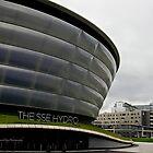 The SSE Hydro - Glasgow by Yannik Hay