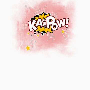 Ka-pow! by punk0rmonnie