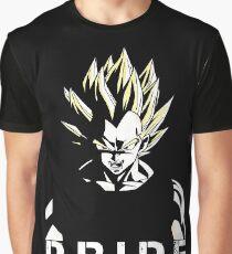 Vegeta pride Graphic T-Shirt