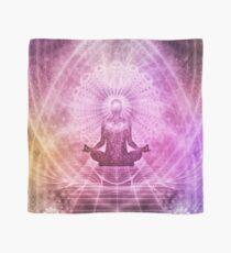 Geistige Yoga-Meditation Zen Colorful Tuch