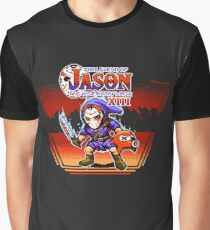 The Legend of Jason XIII Graphic T-Shirt