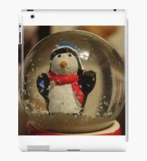 Snow globe iPad Case/Skin