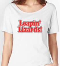 ANNIE - Leapin' Lizards Women's Relaxed Fit T-Shirt