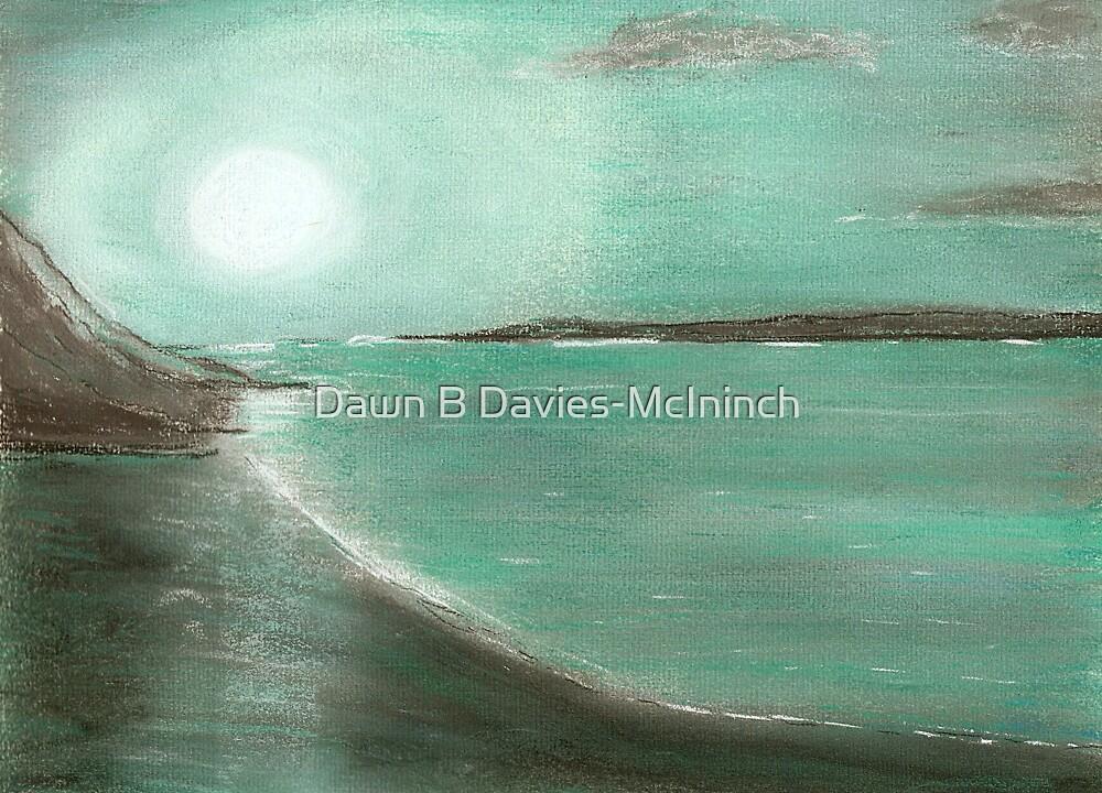 JADE MOON by Dawn B Davies-McIninch
