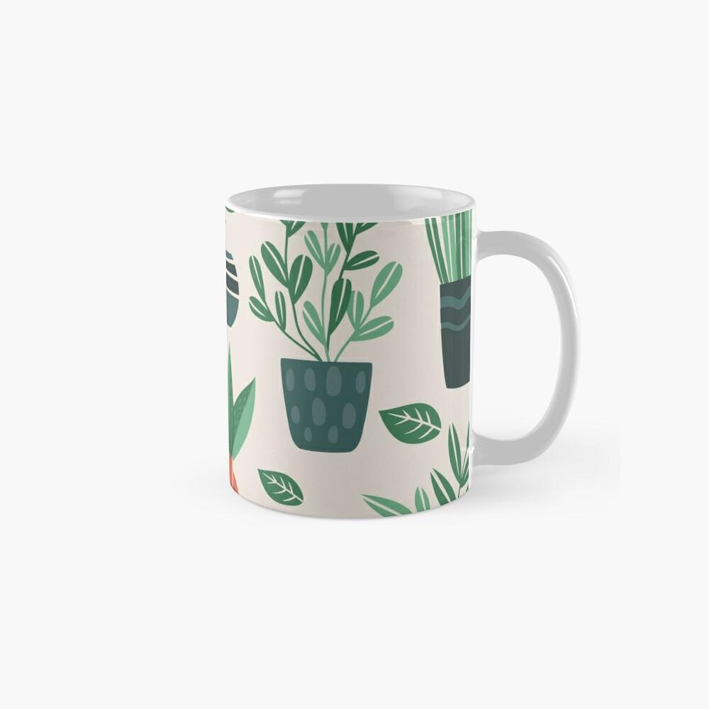 Potted Plants Mug
