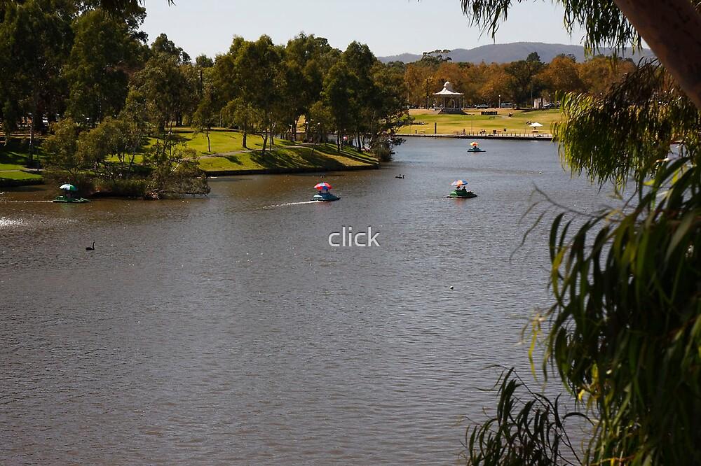 Elder Park, Adelaide by click