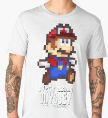 Super Mario Odyssey - Pixel Art! Men's Premium T-Shirt