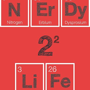 NErDy 4 LiFe  by Foan
