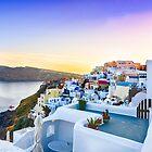 Oia, Santorini - Greece. by Stavros