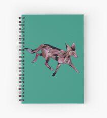 Charlie Spiral Notebook