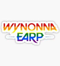 wayhaught 1 Sticker