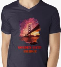 Golden Gate Bridge - San Francisco T-Shirt