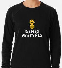 Glass Animals (white text) 2 Lightweight Sweatshirt