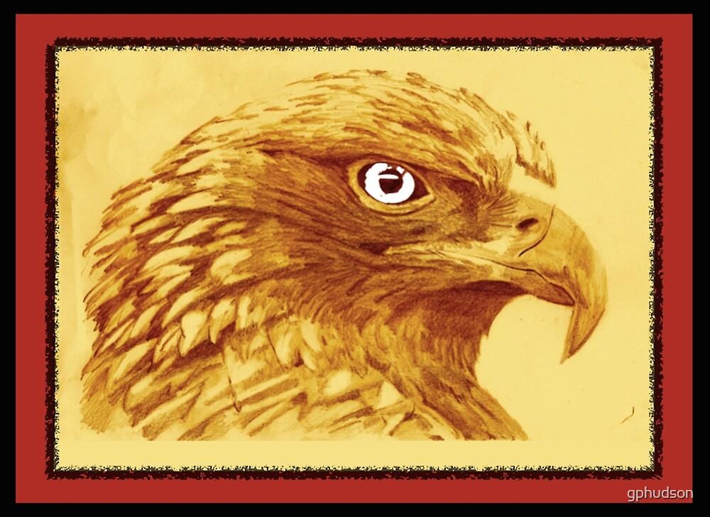 Golden Eagle by gphudson