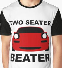 TWO SEATER BEATER Graphic T-Shirt