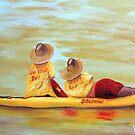 Lifesavers Watching................ by WhiteDove Studio kj gordon