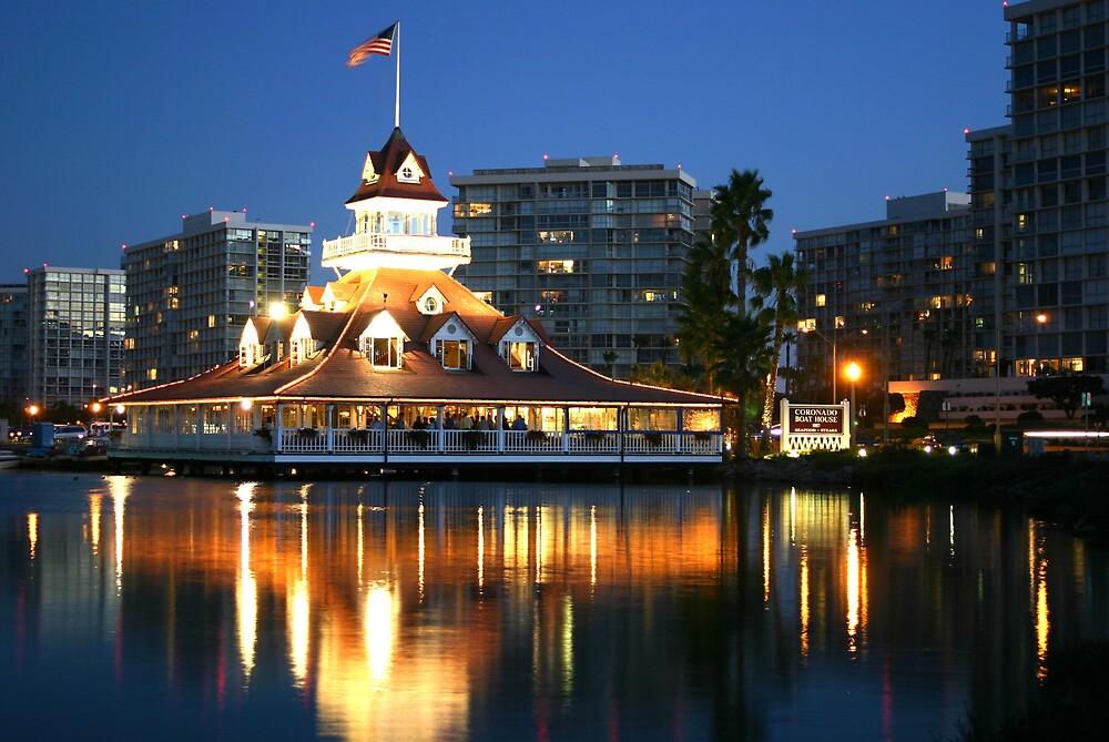 The Coronado Boathouse by Van Deman Design