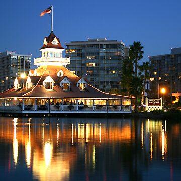 The Coronado Boathouse by vddesign