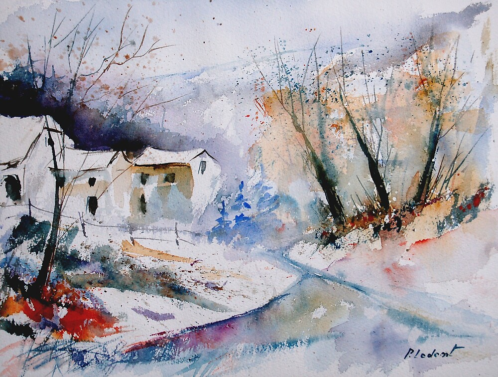watercolor 050408 by calimero